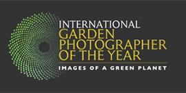 International garden photographer of the Year 2015 - logo
