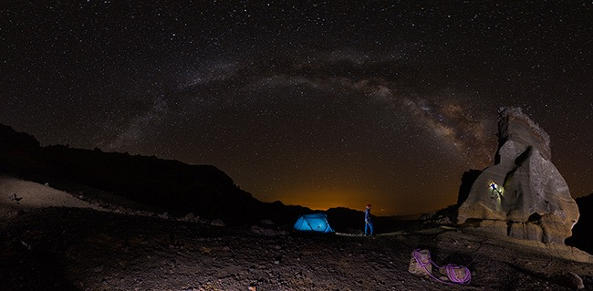 Night Photography - Amateur - 1st Place - Alexis Acosta