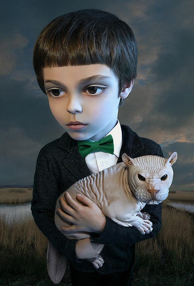 Photomanipulation - Professional - 1st Place - Alexei Sovertkov