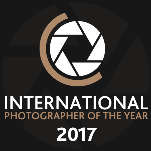 International Photographer of the Year 2017 - logo