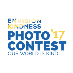 """Our World Is Kind"" Photo Contest - logo"