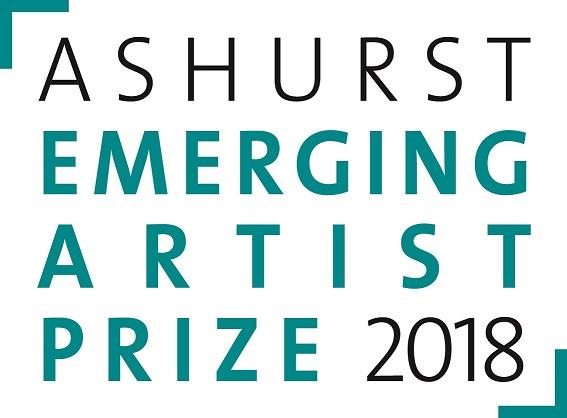 Ashurst Emerging Artist Prize 2018 - logo
