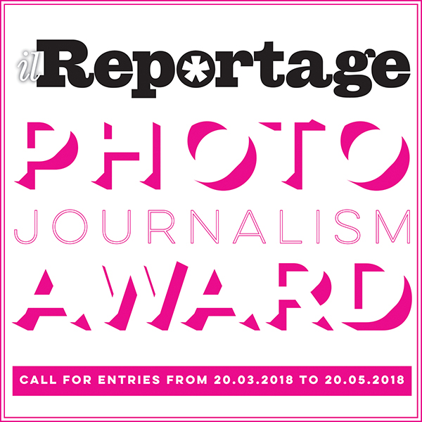 Il Reportage Photojournalism Award 2018 - logo