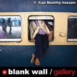 Blank Wall Gallery: Travelers - logo
