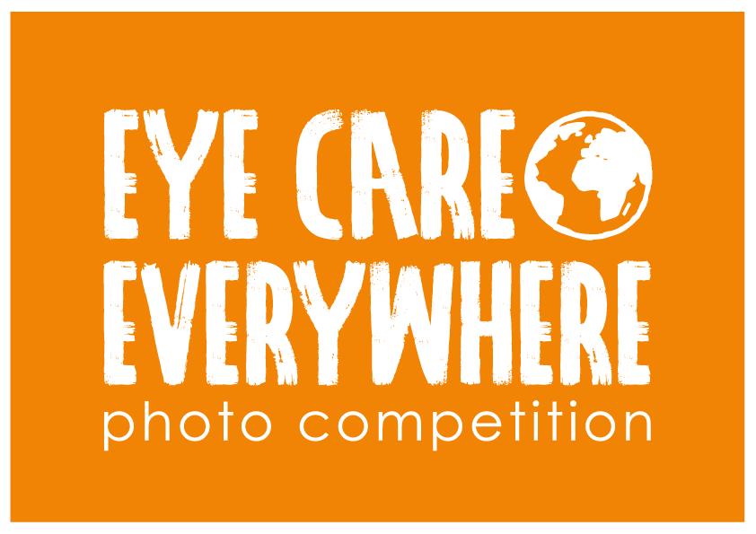 #EyeCareEverywhere Photo Competition - logo