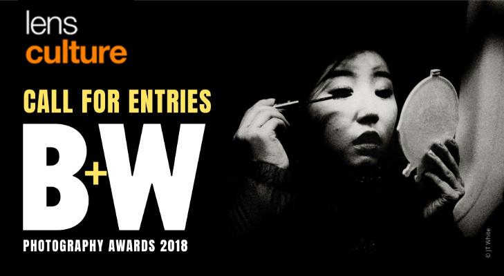 LensCulture Black & White Photography Awards 2018 - logo