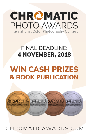 Chromatic Awards 2018 - Color Photography Competition