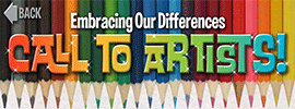 Embracing Our Differences Art Competition - logo