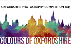 Oxfordshire Photography Competition 2015 - logo