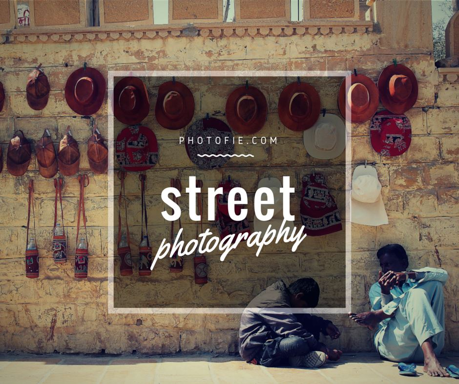 Street Photography Contest - logo