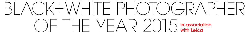 Black+White Photographer of the Year 2015 - logo