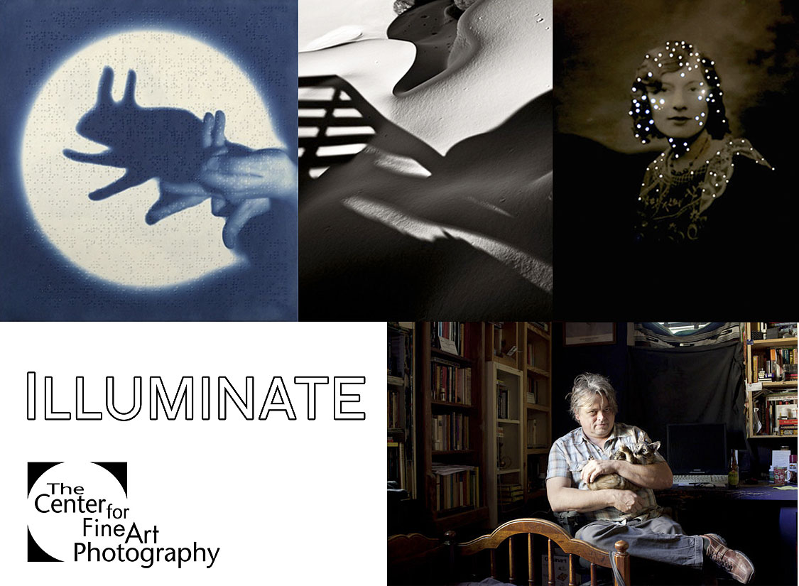 Illuminate with Elizabeth Avedon INTERNATIONAL CALL FOR ENTRIES - logo