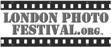 The London Photo Festival & Gallery Presents: Street Photography Competition - logo