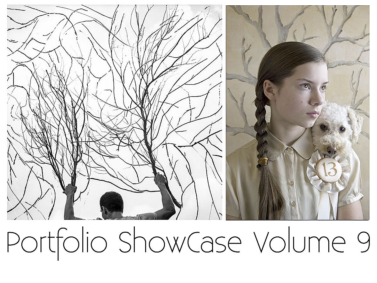 Portfolio ShowCase Volume 9 Book & Exhibition INTERNATIONAL CALL FOR ENTRY - logo