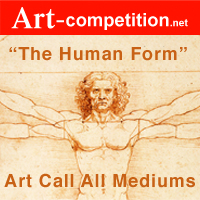 "Call For Entries ""The Human Form"" In All Mediums - logo"