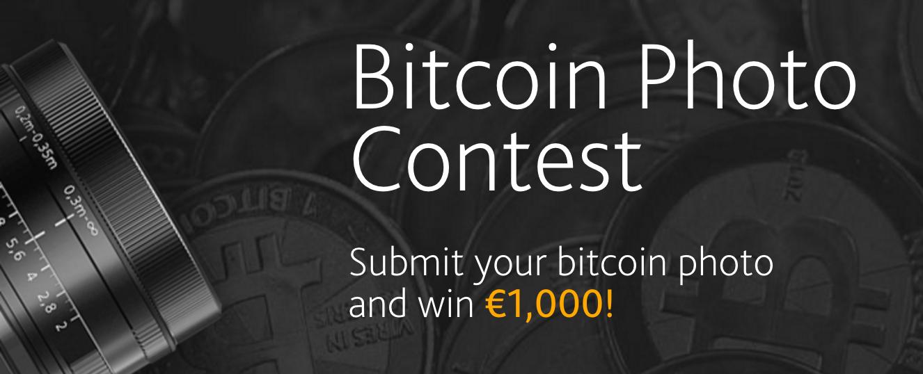 Bitcoin Photo Contest - logo