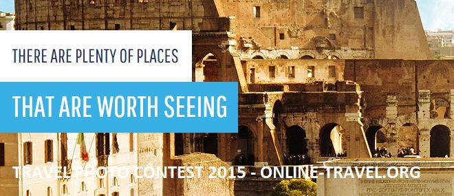 Online Travel Photo Contest - logo