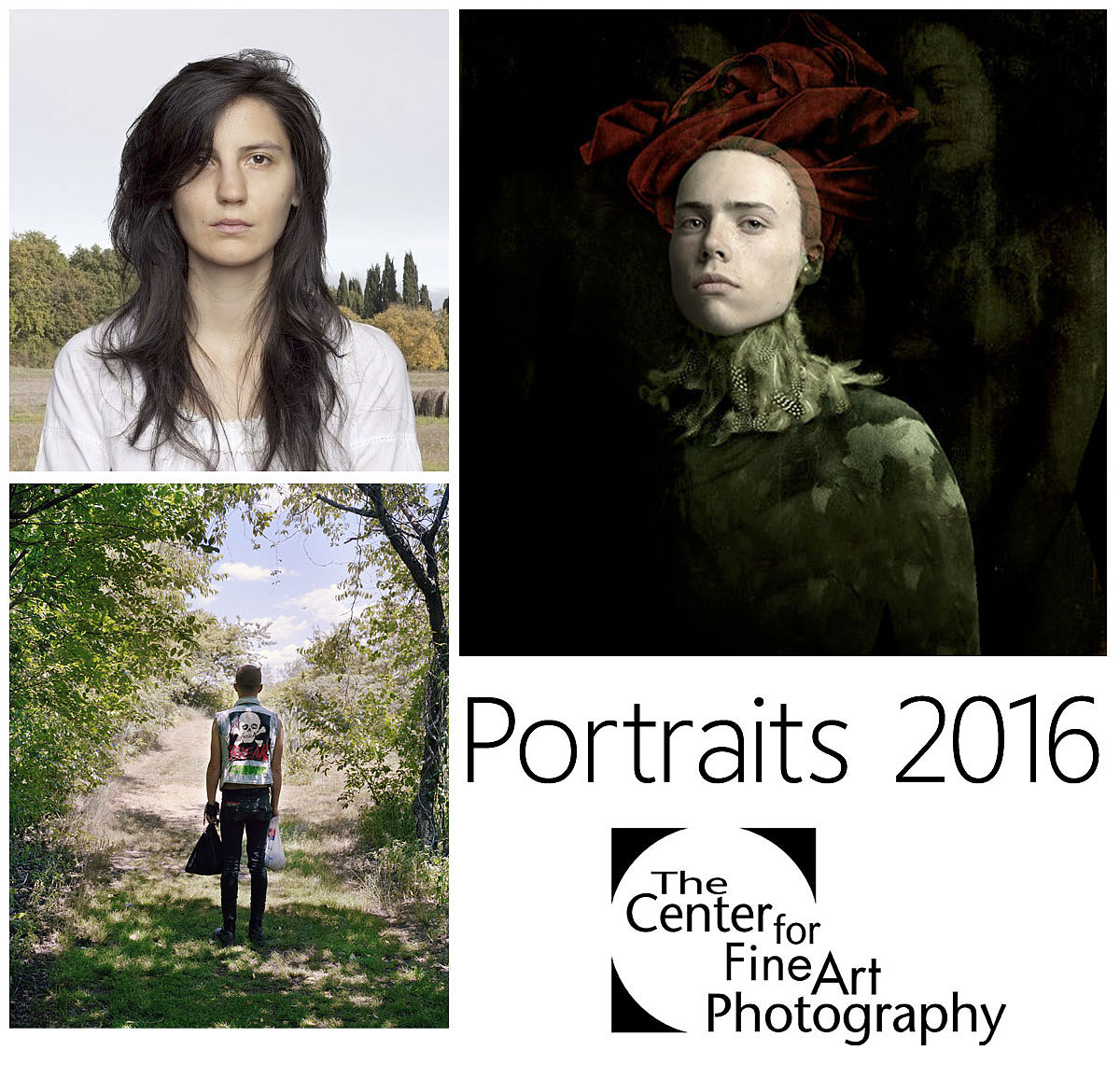 Portraits 2016 with Martha Schneider | INTERNATIONAL PHOTOGRAPHIC CALL FOR ENTRIES - logo