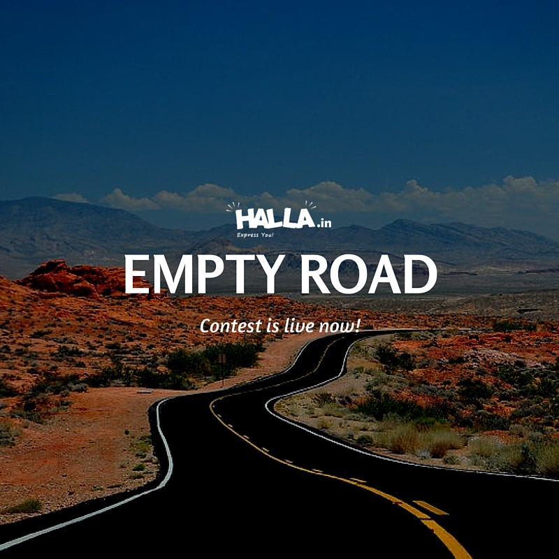 EMPTY ROAD! - logo