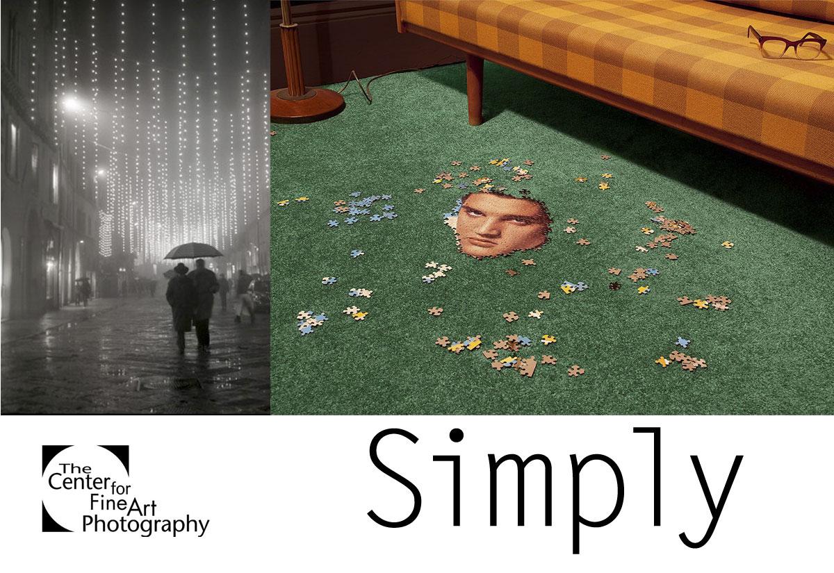 Simply with Juror David J. Carol | INTERNATIONAL PHOTOGRAPHIC CALL FOR ENTRIES - logo