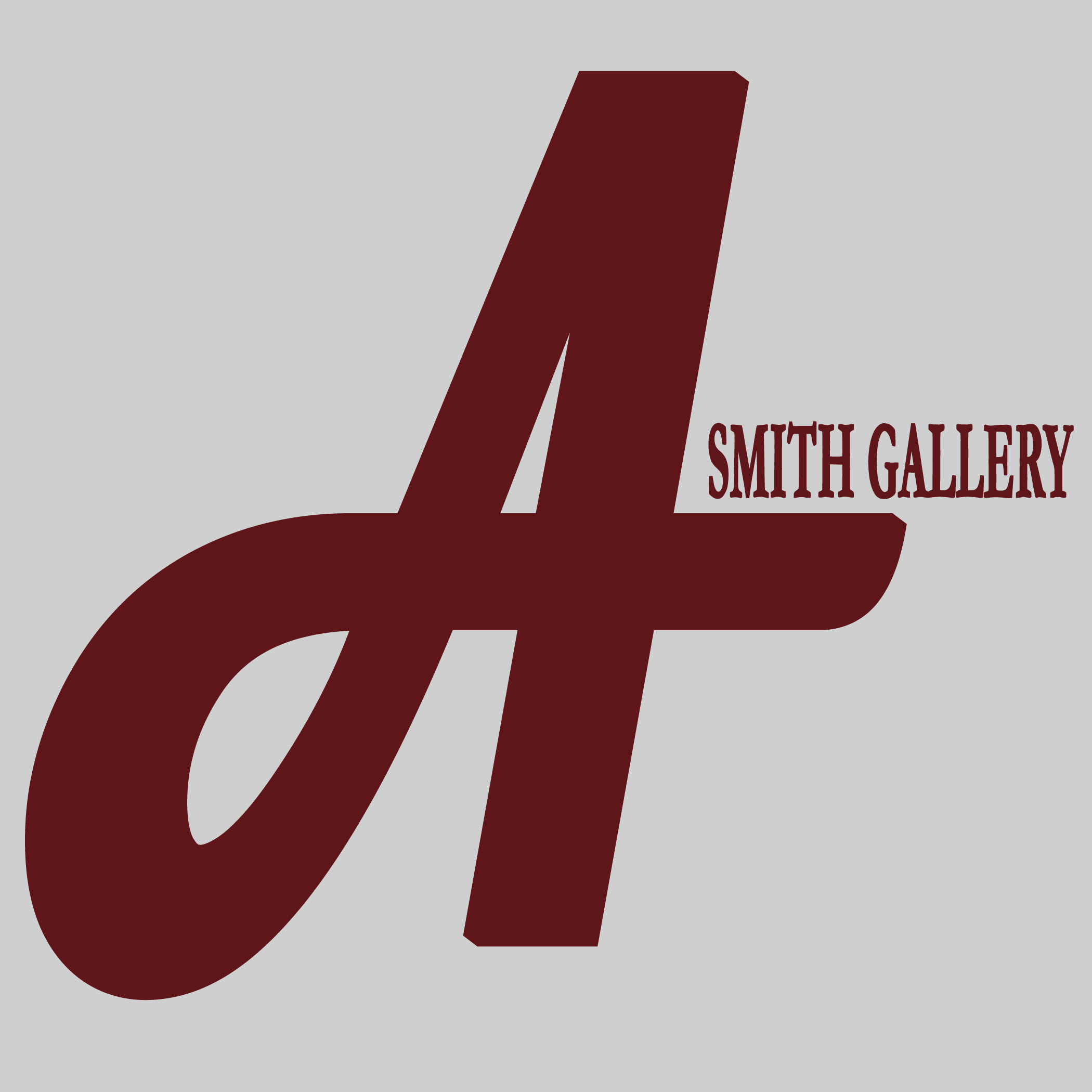"""gathering"" – A Smith Gallery - logo"