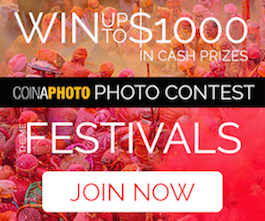Festivals – Photo Contest - logo