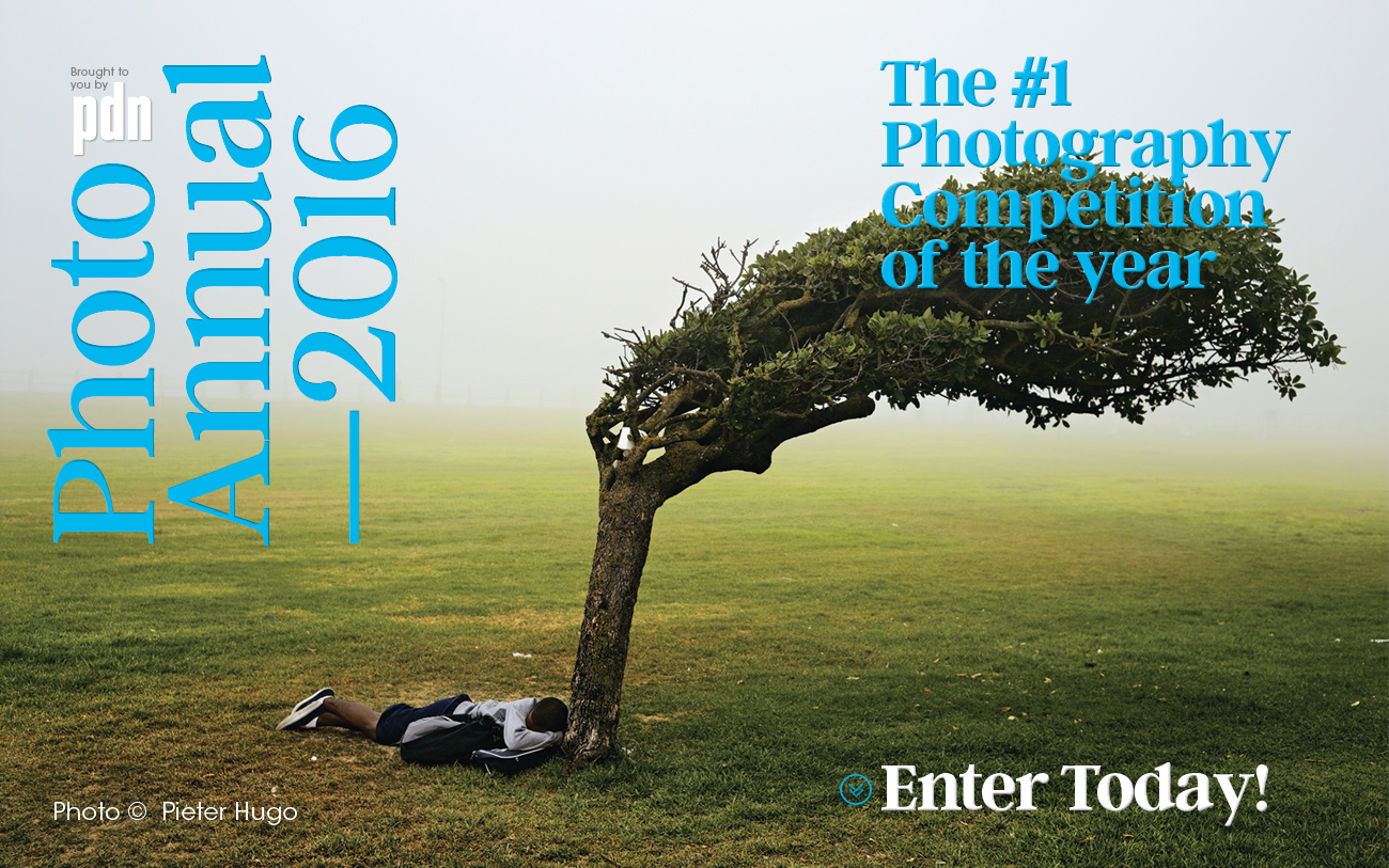 PDN Photo Annual 2016 - logo