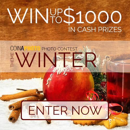 Winter – Photo Contest – Show us the Magic of Winter - logo