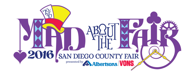 International Exposition of Photography held at the San Diego county Fair - logo