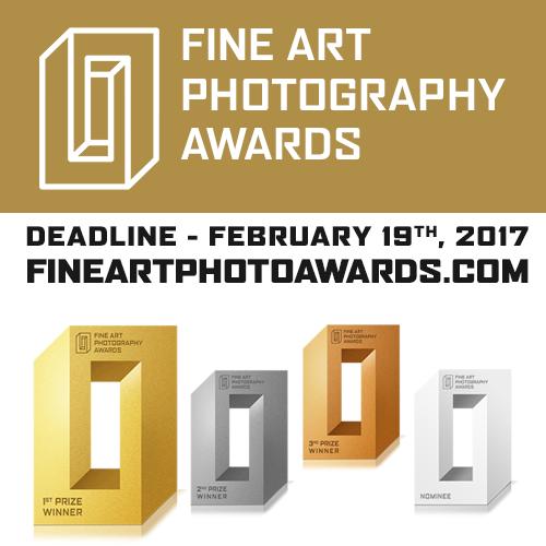Fine Art Photography Awards 2017 - logo