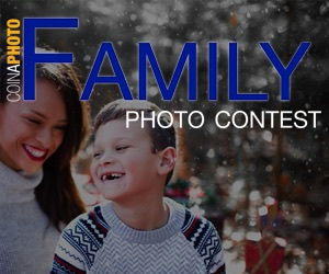 Family – Photo Contest   $1000 in Prizes to be Won - logo