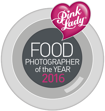 Pink Lady Food Photographer of the Year 2016 - logo