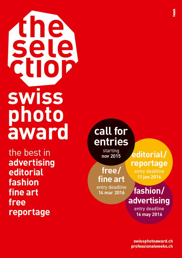 The Swiss Photo Award 2016 - logo