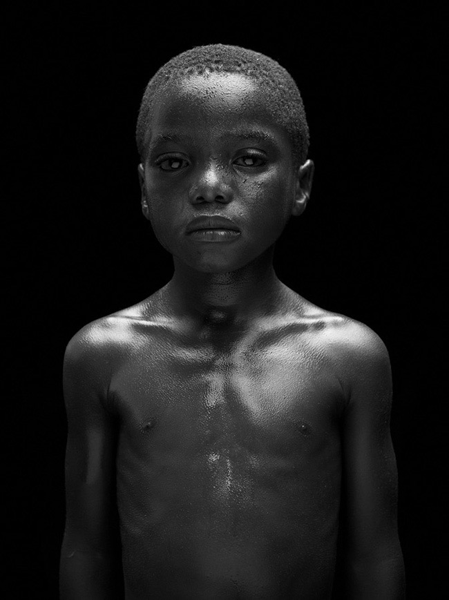 1st Place Winner – Portrait Photographer of the Year 2015 – Boxing Kid by Sandro Baebler (Switzerland)