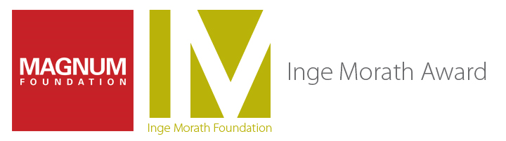 Inge Morath Award 2016 - logo