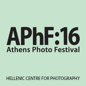 Athens Photo Festival 2016 - logo