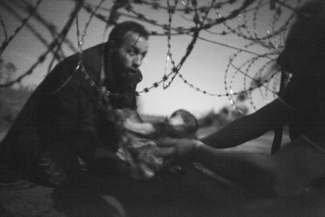 World Press Photo of the Year - Warren Richardson