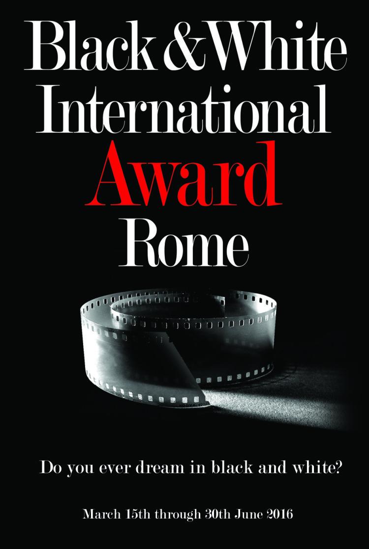 Black&White International Award - logo