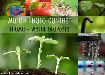 Klickideas Monthly Photo Contest - logo
