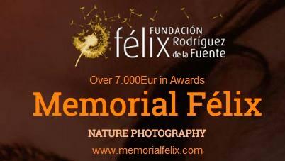 MEMORIAL FELIX – Nature Photo Contest 2016 - logo
