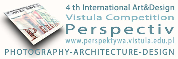 4th Vistula International Art & Design Competition - logo