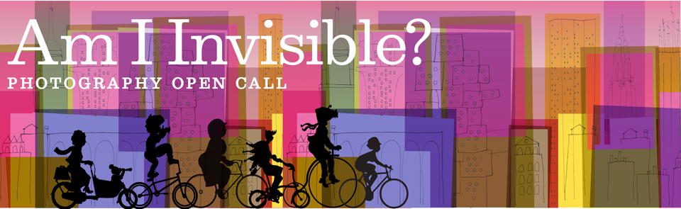 Am I Invisible? Photography Open Call - logo