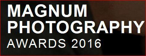 Magnum Photography Awards 2016 - logo