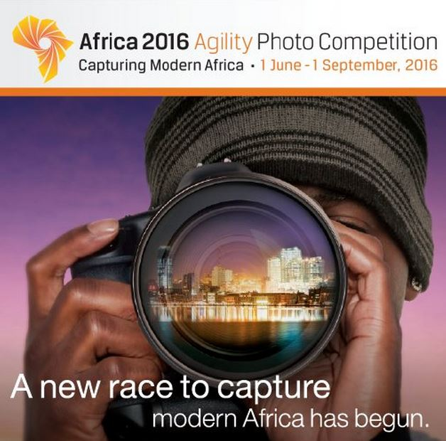 Agility 2016 Africa Photo Competition - logo