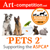 """Call for Entries """"Pets We Love 2"""" Every Entry Helps Support the ASPCA. - logo"""
