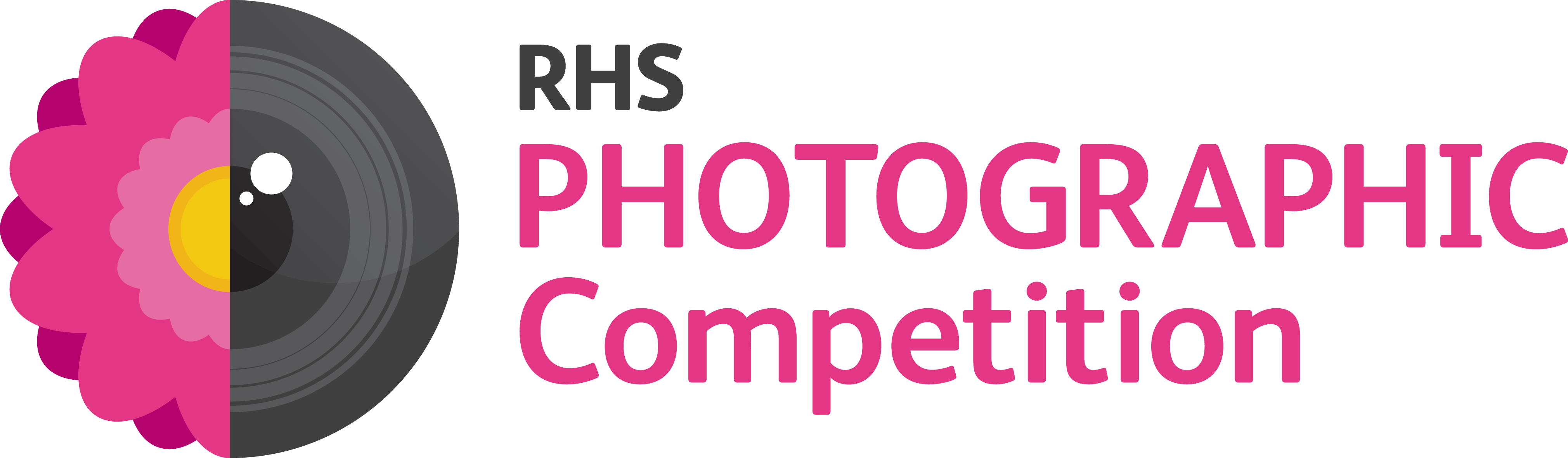 RHS Photographic Competition 2017 - logo