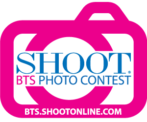 SHOOT Behind The Scenes Photo Contest – Summer Edition - logo