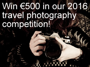 Travel Photography Competition 2016 - logo