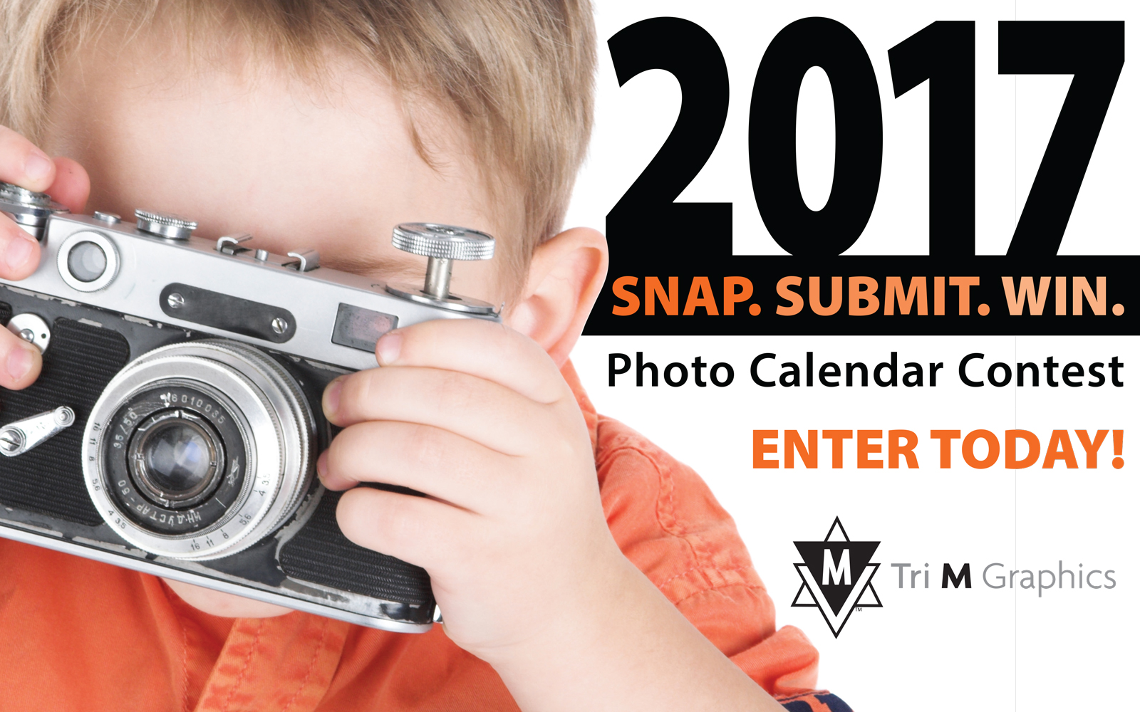 Tri M Graphics 2017 Photo Calendar Contest - logo