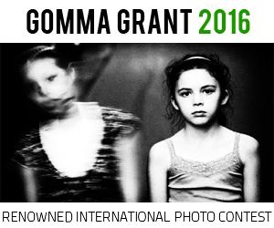 Gomma Photography Grant 2016 - logo